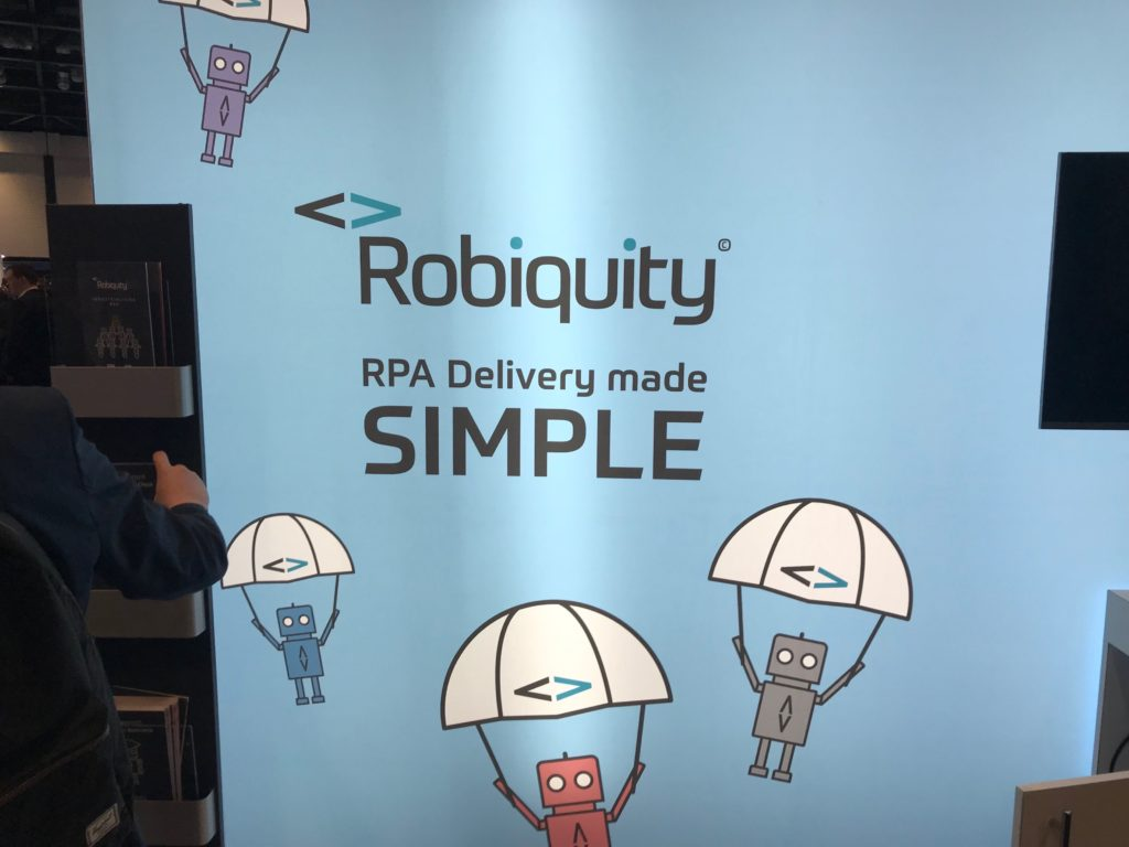 Robiquity - RPA delivery made simple